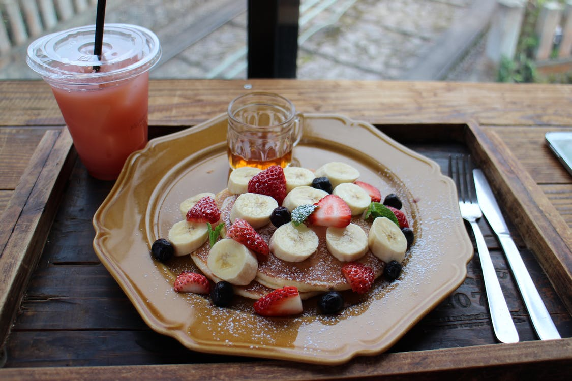 Photo of Pancake With Fruits