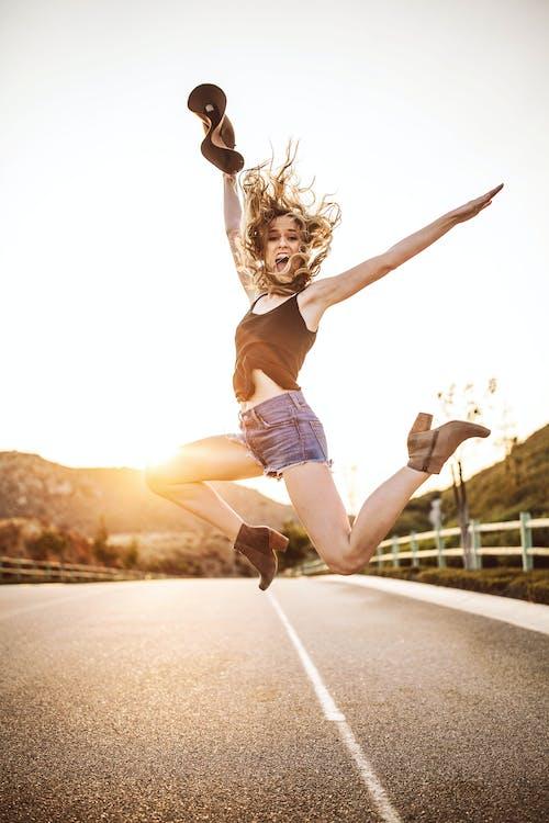 Immagine gratuita di adulto, atleta, azione, divertimento