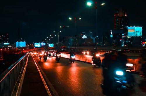 Gratis stockfoto met snelweg