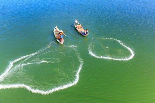 Fotos de stock gratuitas de agua, al aire libre, barca, barcos de pesca