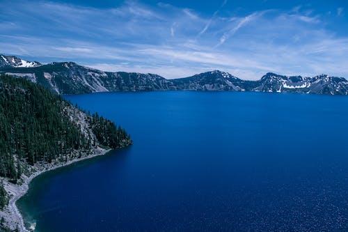 Základová fotografie zdarma na téma denní světlo, hora, krajina, Kráterové jezero