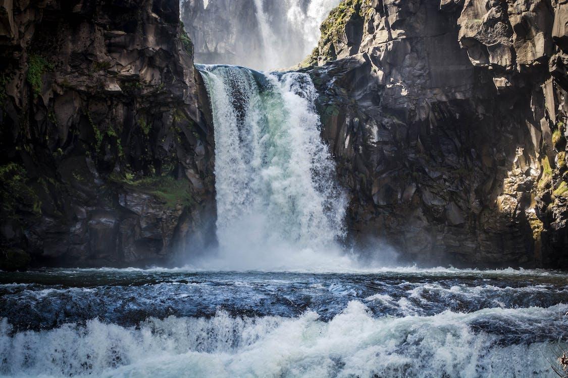 air, air terjun, alam