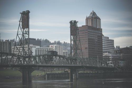 Fotos de stock gratuitas de acero, agua, arquitectura, ciudad
