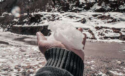 Бесплатное стоковое фото с снег, снегопад