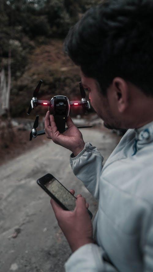 Бесплатное стоковое фото с dainese, гималаи, гора, дрон