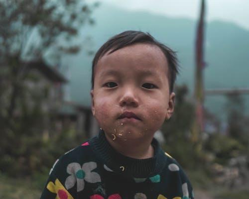Бесплатное стоковое фото с dainese, гималаи, гора, дети