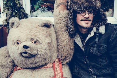 Ảnh lưu trữ miễn phí về Áo khoác, cận cảnh, dễ thương, gấu bông