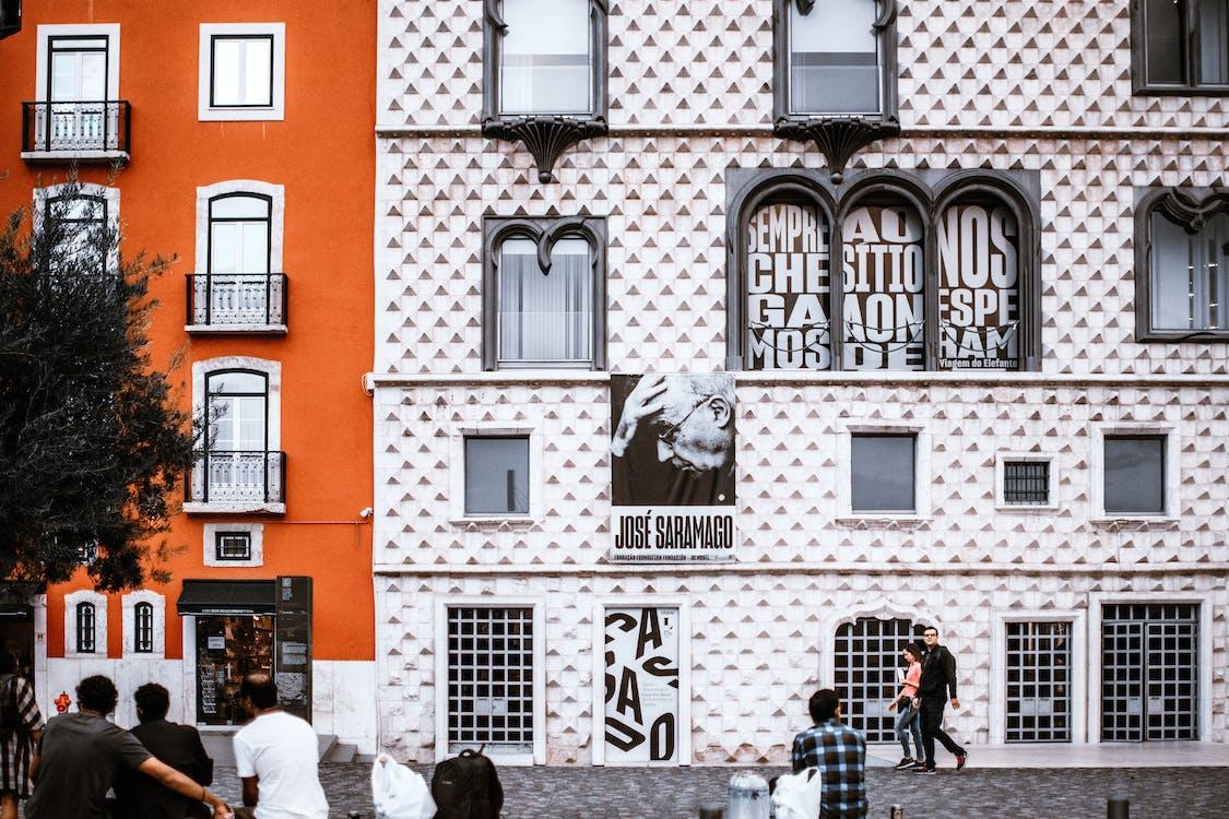 architektura, budynki, fasada