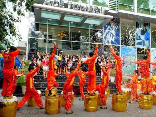 Foto stok gratis adat istiadat, budaya, dance, festival