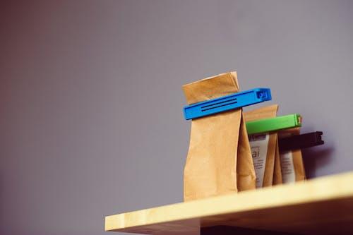 Безкоштовне стокове фото на тему «екологічний, екологічно чистий, коричнева сумка, коричневий»
