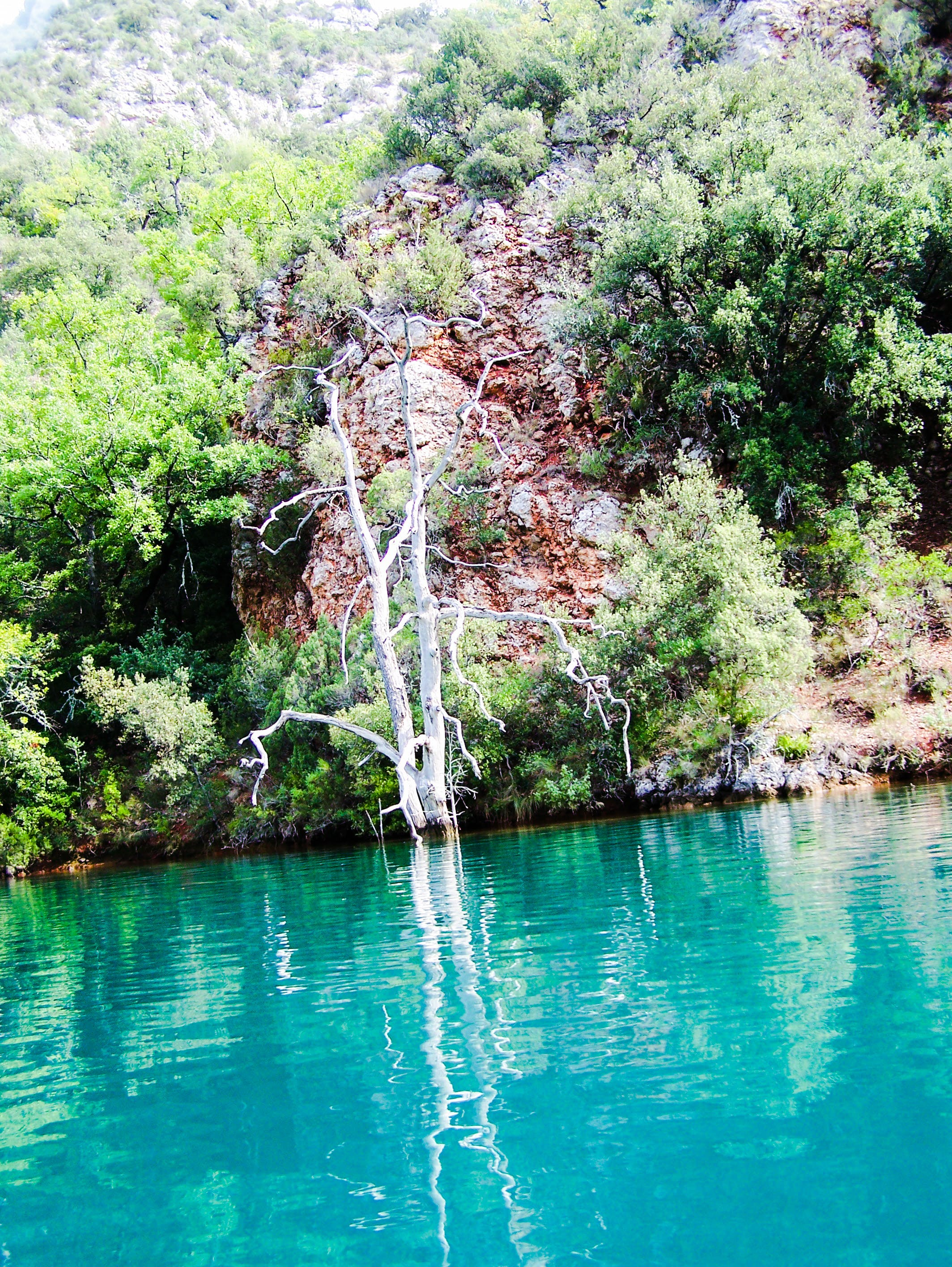 Free stock photo of provence blue water