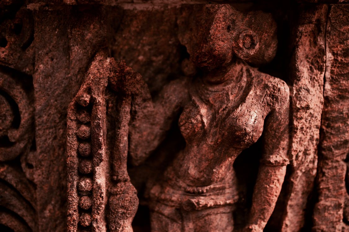 Gratis lagerfoto af historie, Indien, skulptur