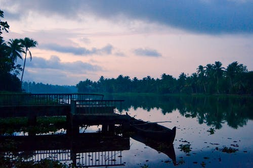 Безкоштовне стокове фото на тему «kerala, затоки, рибальський човен»