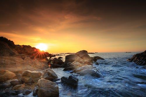 Fotos de stock gratuitas de al aire libre, amanecer, anochecer, bonito
