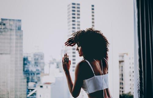 光鮮亮麗, 城市, 女人, 女士 的 免費圖庫相片