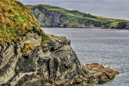 大西洋の, 崖, 崖の海岸, 海岸の無料の写真素材