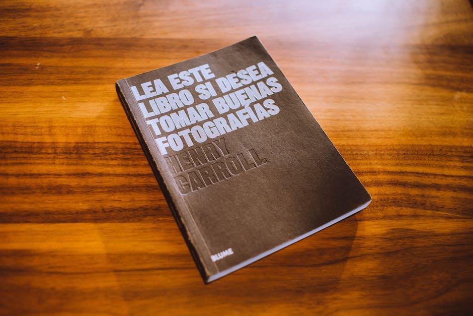 Lea este libro si desea tomar buenas fotografias book