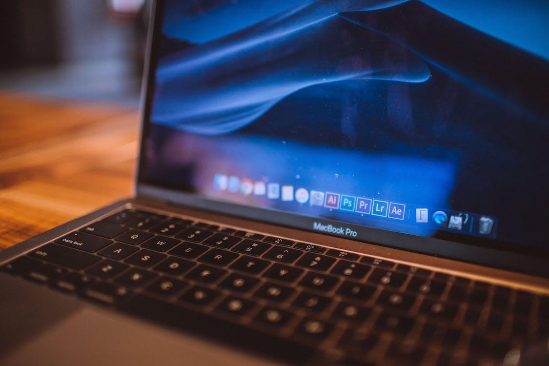 MacBook, 互聯網, 室內
