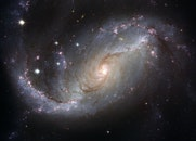 space, dark, galaxy