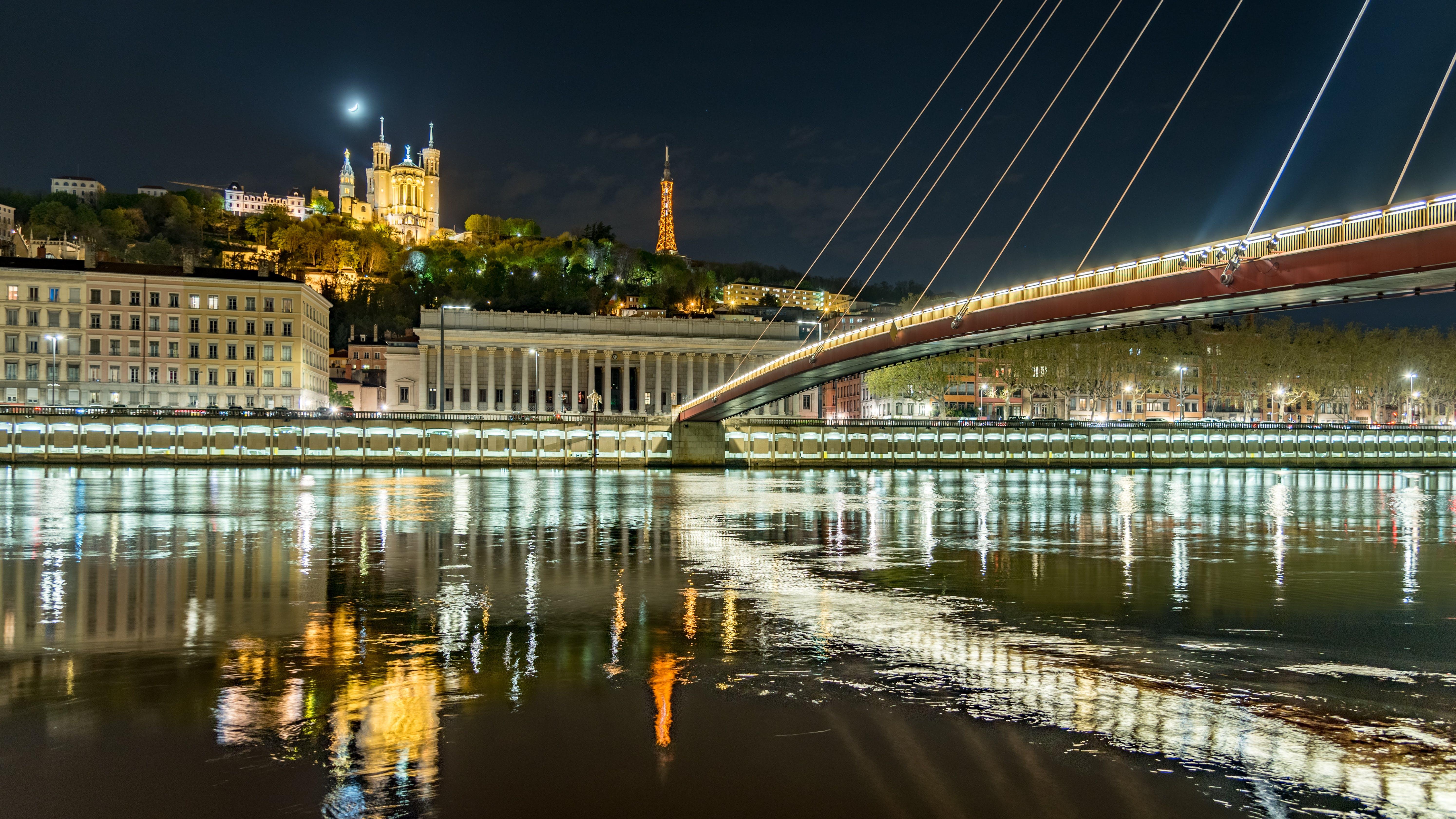 Free stock photo of basilica, bridge, building, cathedral