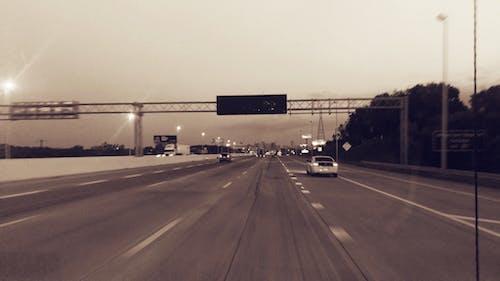 高速道路の写真の無料の写真素材