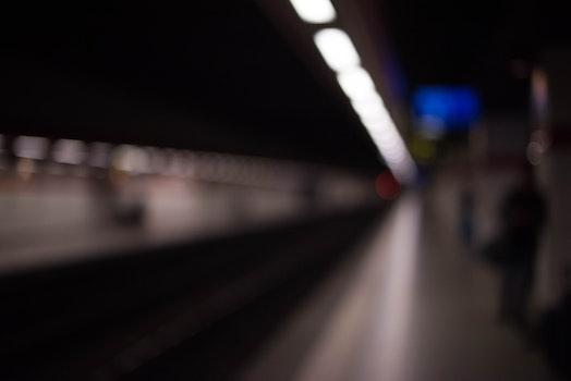 Free stock photo of blur, station, train station, railroad
