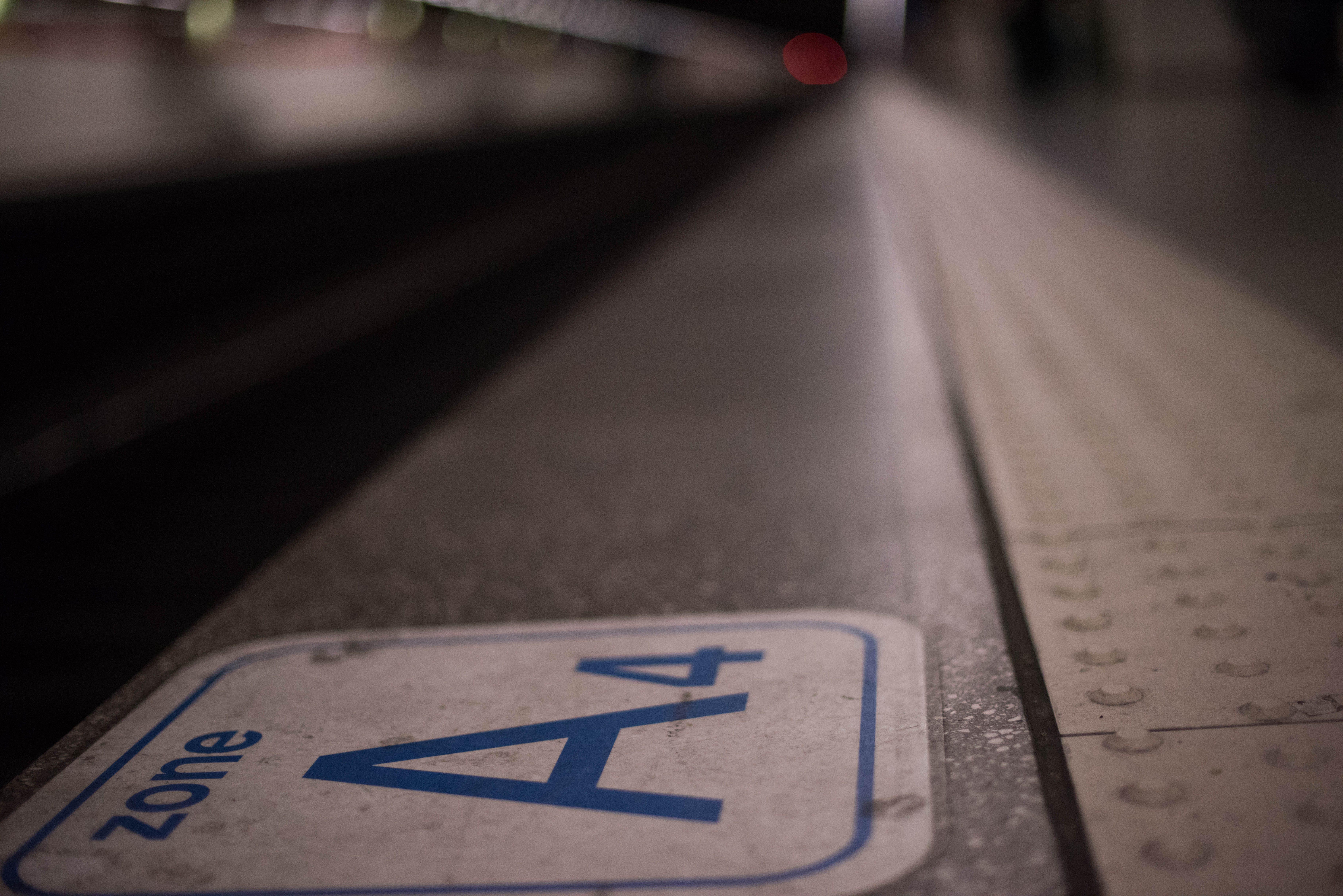 Free stock photo of station, train station, blurred, railroad