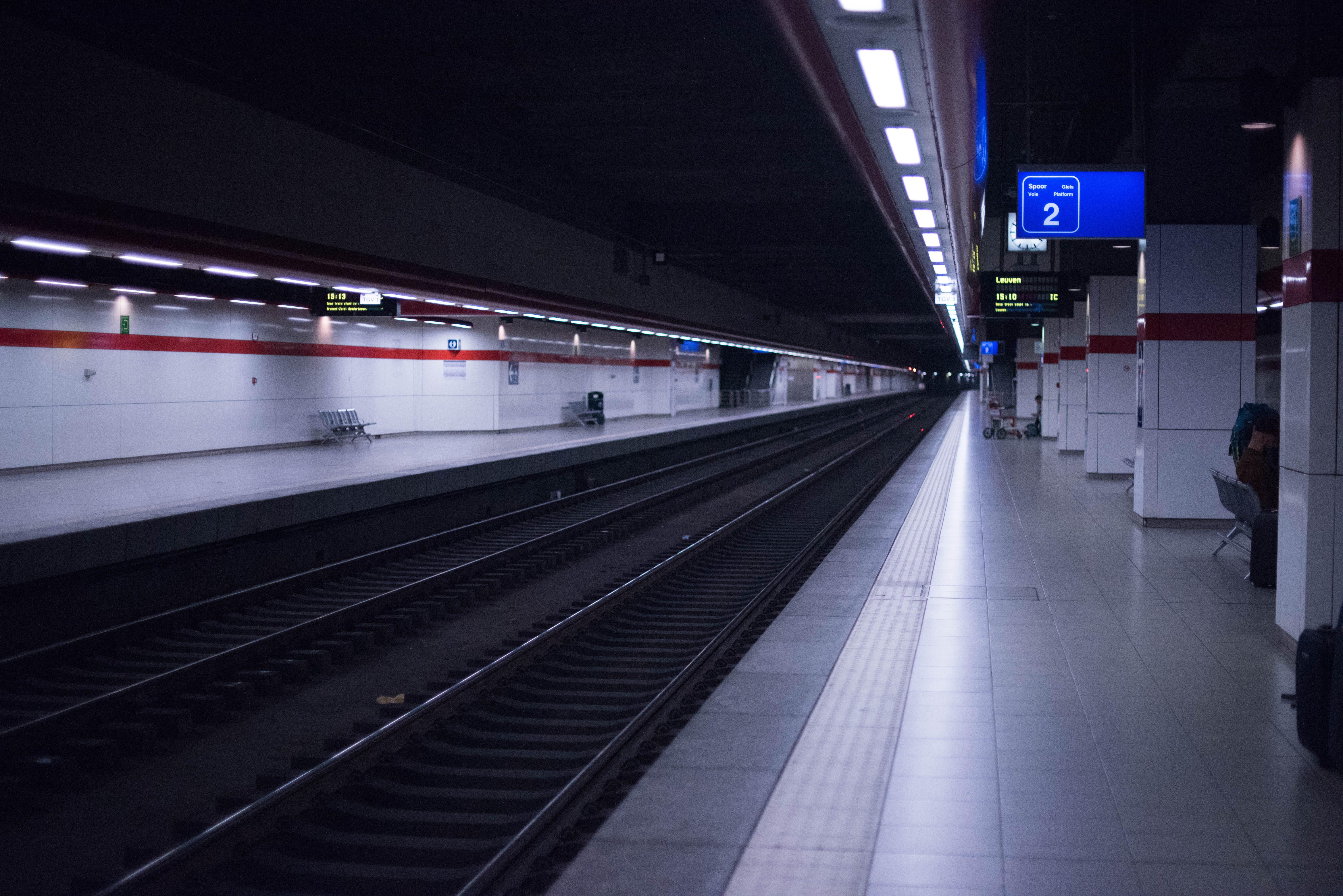 Free stock photo of station, train station, railroad, railway