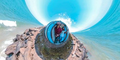 Ingyenes stockfotó 360, apró bolygó, moto 360, vonat témában
