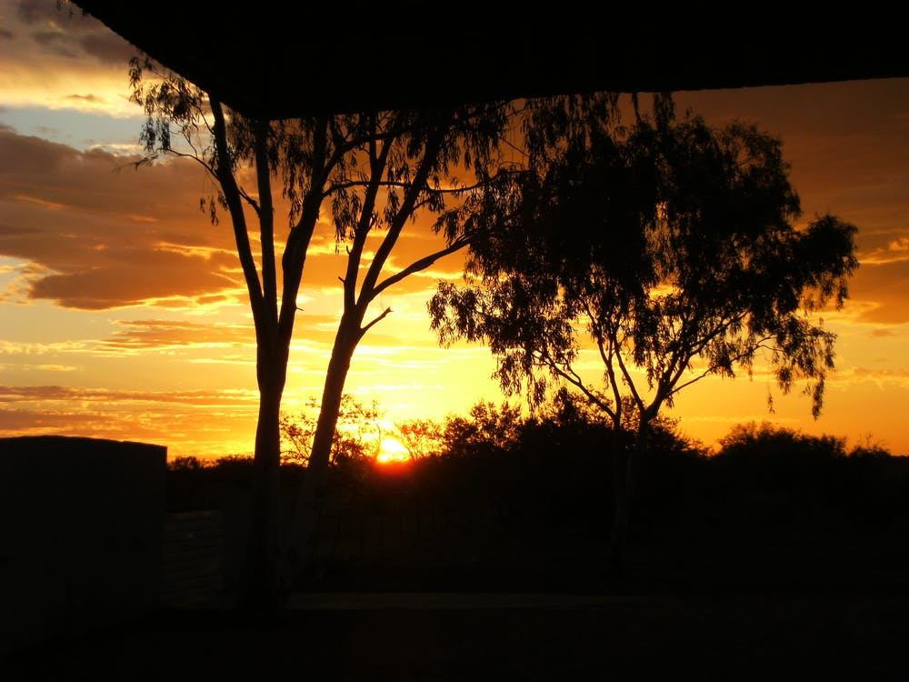 Free stock photo of cloud, sky, sunset