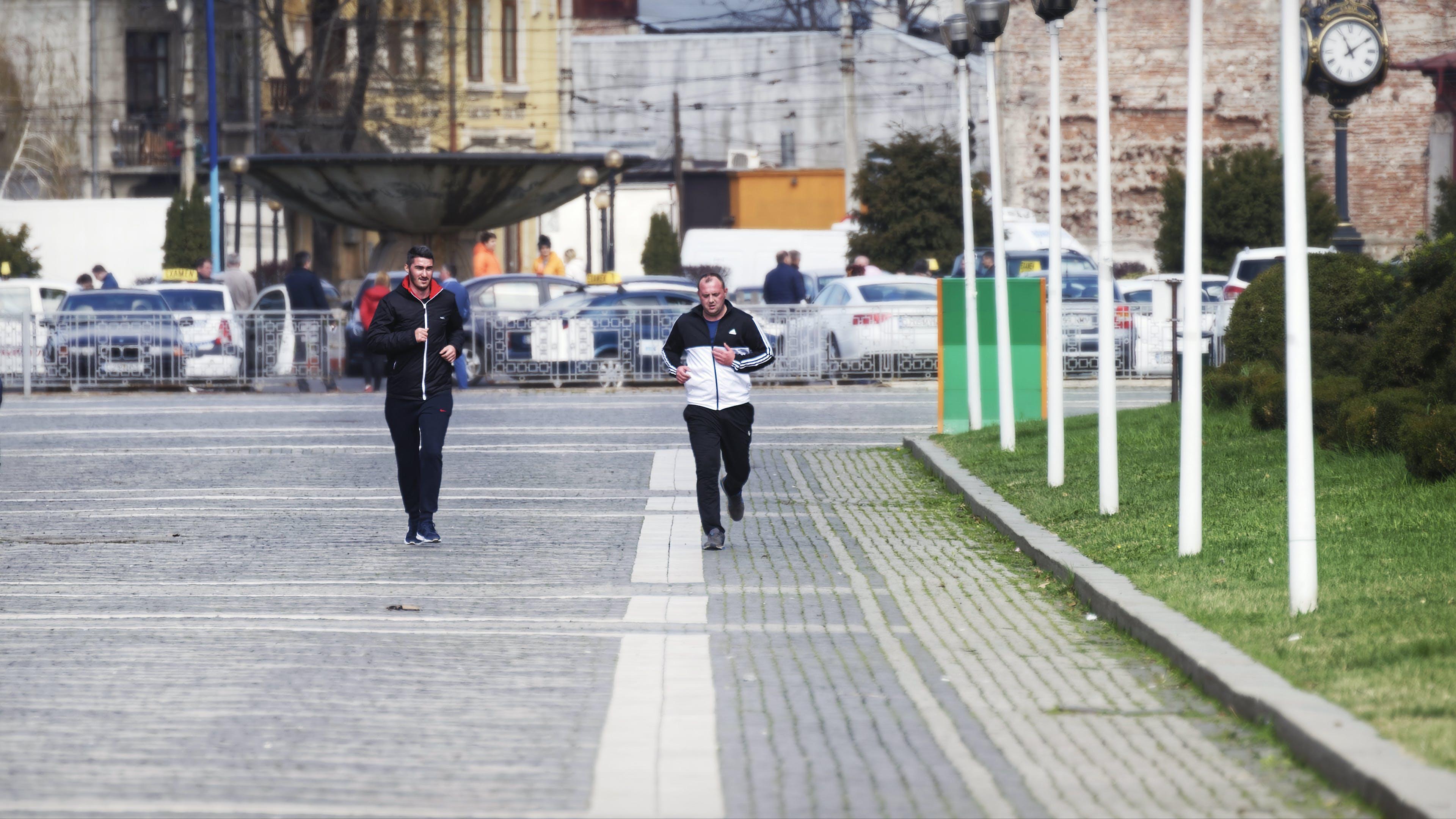 Kostenloses Stock Foto zu bewegen, gesund, joggen, jogger