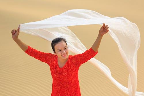 Ảnh lưu trữ miễn phí về cát, Chân dung, đàn bà, đẹp