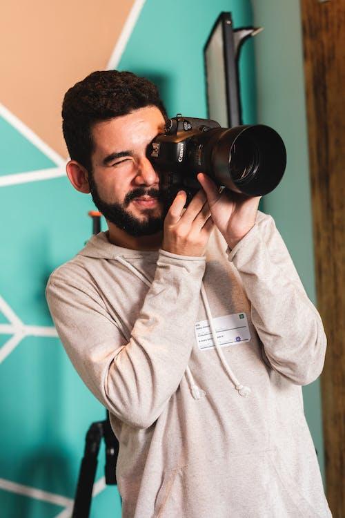 càmera, Canon, concentrar-se