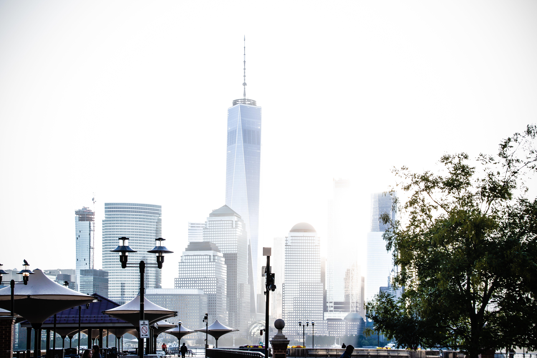 Foto stok gratis Arsitektur, bangunan, cityscape, kaki langit