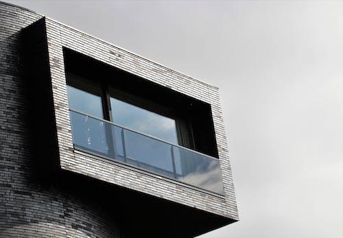 Gratis arkivbilde med arkitektur, balkong, bygning, hus