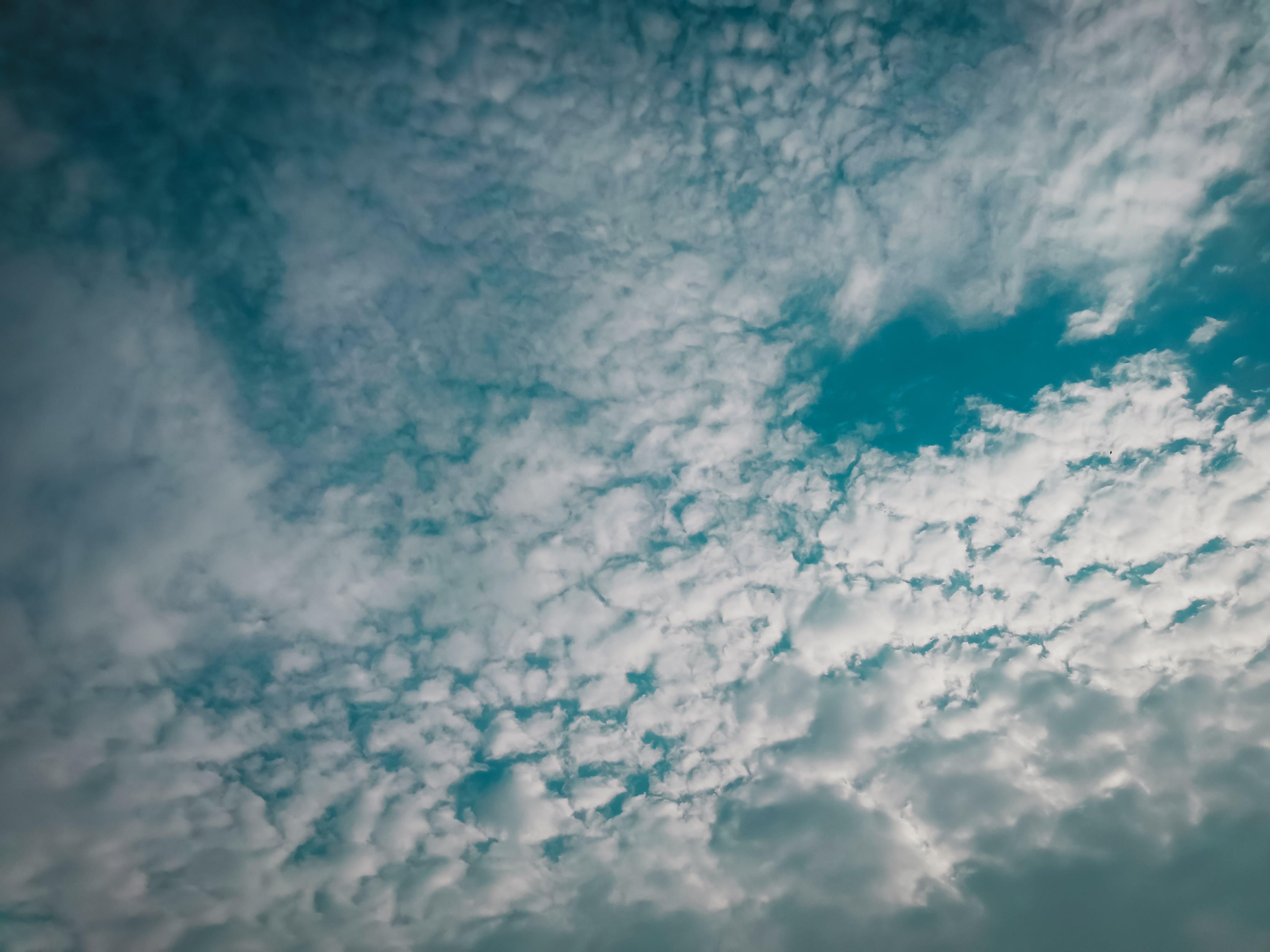Foto profissional grátis de céu, natureza, nuvens, paraíso
