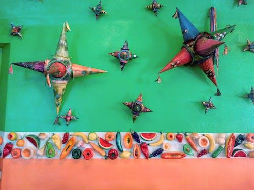 คลังภาพถ่ายฟรี ของ pinata, งานฝีมือ, ประเพณี, ประเพณีเม็กซิกัน