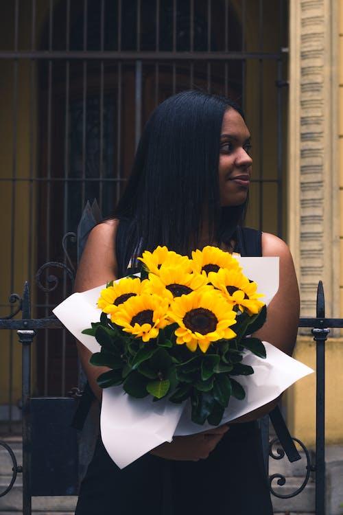 Foto d'estoc gratuïta de art, brasil, carrer, flor bonica