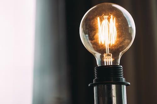 Immagine gratuita di elettricità, illuminato, lampadina, leggero