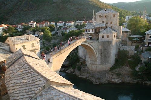 Free stock photo of old bridge