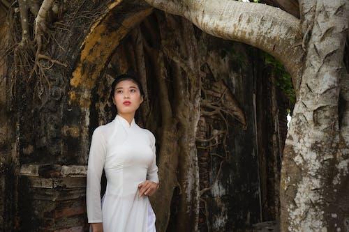 亞洲女人, 亞洲女孩, 人, 傳統服飾 的 免費圖庫相片