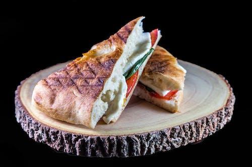 Ảnh lưu trữ miễn phí về ẩm thực, bảng gỗ, bánh mỳ, bánh nướng