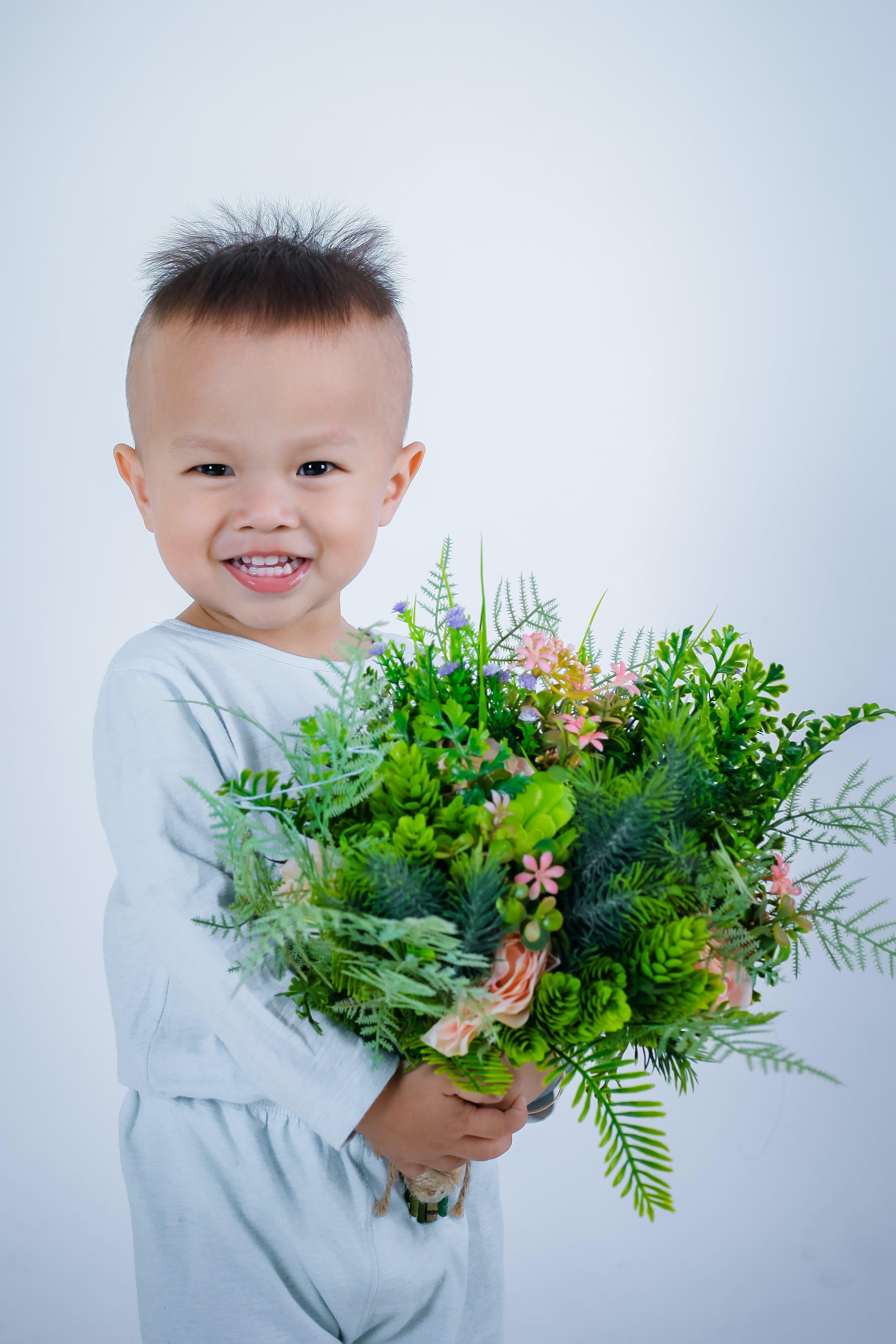 Kostenloses Stock Foto zu baby, bezaubernd, jung, kind