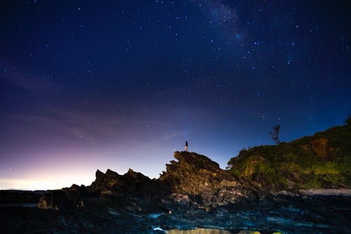 Imagine de stoc gratuită din amurg, apă, apus, astronomie