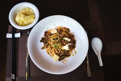 Foto d'estoc gratuïta de àpat, bol, deliciós, dinar