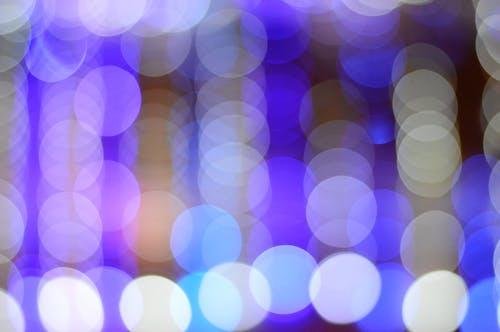 (使)豐滿, 圈圈, 圓形, 散焦 的 免费素材照片