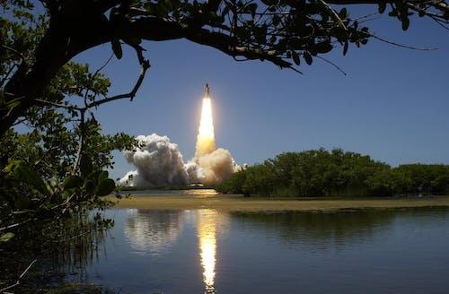 休假, 天文學, 天空, 太空梭 的 免費圖庫相片