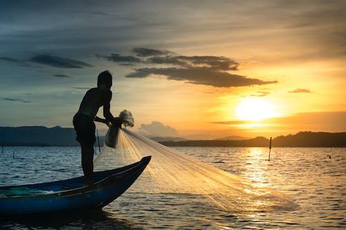 Fotobanka sbezplatnými fotkami na tému jazero, loď, more, oceán