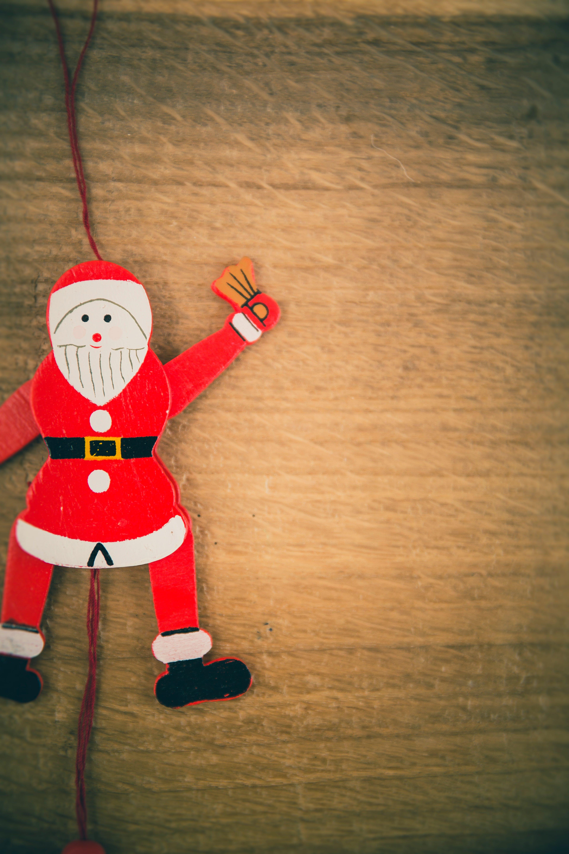 คลังภาพถ่ายฟรี ของ คริสต์มาส, คาแรคเตอร์, งานเฉลิมฉลอง, ซานตาคลอส