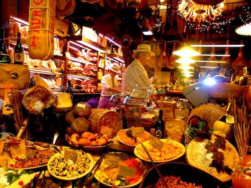 Základová fotografie zdarma na téma jídlo, klobouk, lahůdky, muž